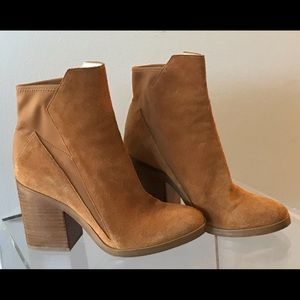 Katy Perry Collections Shoes - Suede ankle Boots